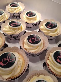 Playboy Cupcakes for bachelorette