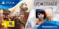 PlayStation Plus games for June include Life is Strange and Killing Floor 2 #VideoGames #floor #games #include #killing