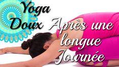 Yoga Doux - Après une Longue Journée de Travail avec Ariane