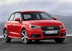 #Audi представила обновленный хэтчбек A1, который не только стал краше, но и получил новые моторы.