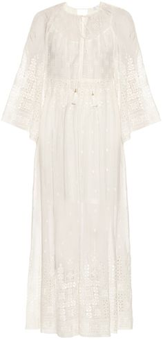 Shop for Harlequin cotton and silk-blend dress by Zimmermann at ShopStyle. Now for Sold Out.