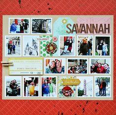 Savannah *April My Scrapbook Nook*