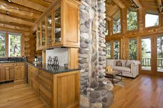 #waterfall in Guest House Fireplace  LUPINE TRL,Wilson,WY 83014 MLS ID MLS ID: 15-2087 - Single Family Home for sale