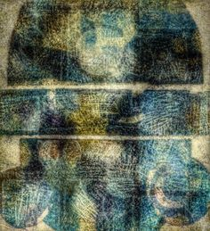 The Old Cells Studio - Michèle Brown Art: Traces - iPad painting