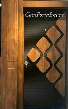 Gorgeous Wooden Door , Gorgeous Wooden Door , You are in the right place about wooden doors colors Here we offer you the most beautiful pictures about the classic wooden d Flush Door Design, Home Door Design, Bedroom Door Design, Door Gate Design, Door Design Interior, Front Door Design, Home Interior, Bedroom Doors, Main Entrance Door Design