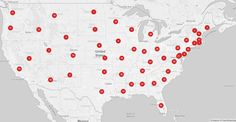 This Maps Shows the Neo-Nazi Groups in Your State – Extreme Life
