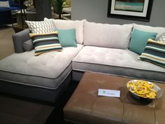 Jonathan Louis Sectional Sofa... Sweet. Sectional SofasHouse Interiors