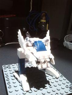 jumper robot machine (right side)