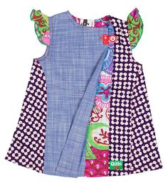 I need to draft a pattern for a dress like this Funky Dresses, Summer Dresses, Designer Kids Clothes, Designer Clothing, Little People, Spring 2014, Toddler Girl, Kids Outfits, Stylish