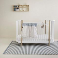 Oliver Furniture - Wood Collection - Cot bed www.oliverfurniture.com