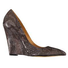 Must-Have Fall Shoes! JOE FRESH, $119; joefresh.com #InStyle Business Shoes, Business Fashion, Fashion Shoes, Fashion Accessories, Women's Fashion, Joe Fresh, Deep Breath, Infatuation, Fall Shoes