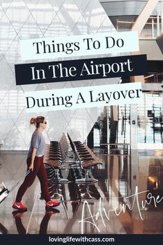 This travel blogger's video has some fun suggests of things to do in the airport while you are on a layover. Try these activities while you pursue your wanderlust and wait for your next flight. No matter if you are in Heathrow airport or Denver airpot these, layover tips will for sure keep you entertained and add some excitement to your layover. #thingstodointheairport #layover #travelmore Europe Travel Outfits, Packing For Europe, Packing Tips For Travel, Travel Essentials, Travel Plan, Work Travel, Summer Travel, Stuff To Do, Things To Do