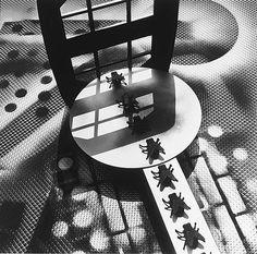 Arthur Tress - Quantum - Mechanical Analogue, 1983