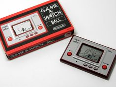 Club Nintendo Game & Watch Ball Reissue 2010 RGW-001 Boxed Made in China_49 | eBay