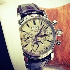 #patek #philippe #watch