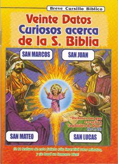 Veinte datos curiosos acerca de la S Biblia