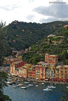Portofino - Liguria, Italy |Click to read more. Incredible Pictures