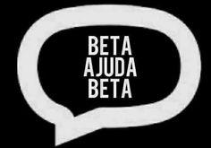 #BetaAjudaBeta #TimBetaAjudaTimBeta #timBETA #betaseguebeta #SDV #OperacaoBetaLab #soubeta #timbeta #TimBetaSegueTimBeta #bora #betalab