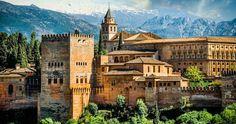 La Alhambra de #Granada #Andalucía