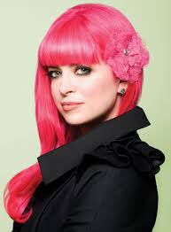 """Tarina Tarantino/Jewelry Accessory Designer  """"Barbie lives in this pink sparkling world and has been an inspirational icon to many designers including myself."""""""