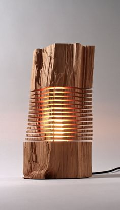 Minimalist Reclaimed Wood Sculpture Fine Art by SplitGrain on Etsy, $800.00