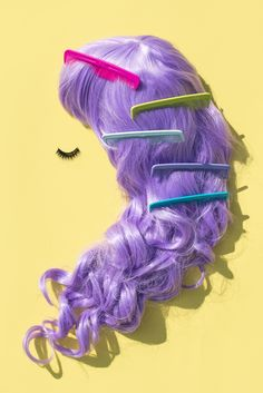 Comb on Point / Violet Tinder Studios