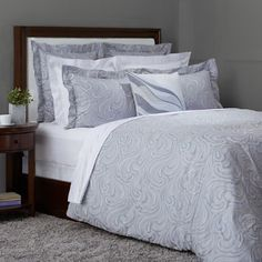 $Frette Grotta Azzurra Bedding Collection - 100% Exclusive - Bloomingdale's