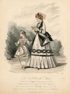 La Toilette de Paris 1869