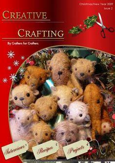 http://issuu.com/creativecrafting/docs/christmas2009