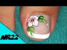 Pedicure Designs, Toe Nail Designs, Toe Nail Art, Toe Nails, Mani Pedi, Nails Inspiration, Beauty Nails, Lily, Tattoos