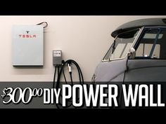 How To Make A DIY Tesla Powerwall For $300 (1/10th Of The Price)… | Eco Snippets