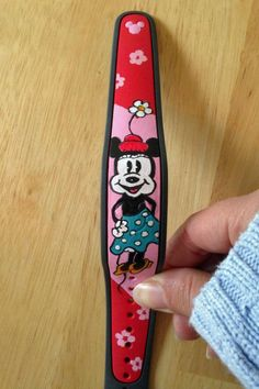 Has anyone decorated their Magic Bands? Please show us the pictures! - Page 91 - The DIS Discussion Forums - DISboards.com