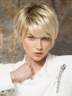 Material: Synthetic Hair Item Type: Wig Length: Short Wigs Type: Natural Wigs Cap Size: Small,Medium,Large Net Weight: about Can Be Permed: Yes Style: Straight Lace Wig Type: None Lace Wigs Short Straight Hair, Short Hair Cuts, Short Hair Styles, Short Bob Hairstyles, Wig Hairstyles, Pixie Haircuts, Formal Hairstyles, Hairstyle Ideas, Gorgeous Hairstyles