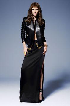 Versace. Women's fashion. Fall/Winter 2013/2014