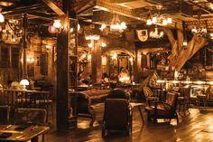 la favela, bali, seminyak, bar, night club, food, chef Chocolate Factory, Night Club, Bali, Chandelier, Restaurant, Ceiling Lights, Building, Inspiration, Design