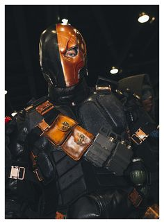 deathstroke armor template.html