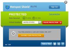 Hotspot Shield Elite Full Crack Plus Activator Latest Download