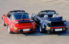 Porsche 911 turbo targa & cabriolet