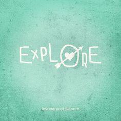 .@Levo na Mochila | #explore #viaje #travel #turismo #love #viagem