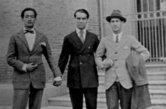Federico García Lorca & Salvador Dali