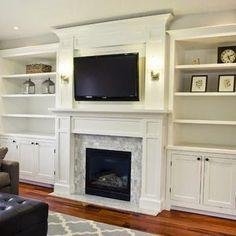 4 Incredible Cool Tips Fireplace Built Ins Ux Ui Designer Electric Vaulted Ceiling Tv Over Artworks