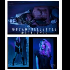 #Photographer @Sophie Xu #Lighting @zmgross #Wardrobestylist @_poisonivory #model @briannamellon1 #malemodel @Vince Harrington #makeup @luthcrew #hairbrained #hairstylist @Campbell Bryan