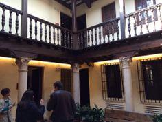 Casa Natal de Cervantes en Alcalá de Henares, Madrid