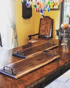 Butcher Block Conditioner, Noodle Board, Wood Tray, Charcuterie Board, Woodworking Crafts, Wood Crafts, Wood Projects, House Warming, Decoration