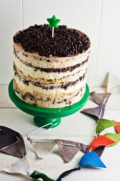 Hummingbird High: Momofuku Milk Bar Chocolate Chip Cake