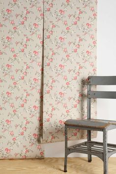 Graham & Brown Rose Cottage Wallpaper Not a big fan, but maybe the offer other period papers