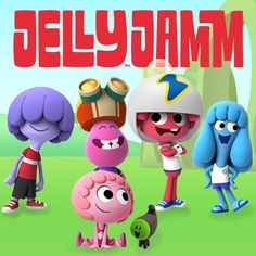 jelly jamm -