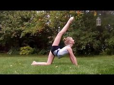 Beginner Contemporary Dance! - YouTube