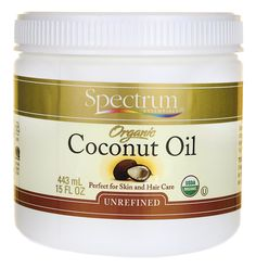 Spectrum Unrefined Organic Coconut Oil Great after a shower. Skin feels smooth and silky. It's a little oily going on but absorbs quickly. Love it!