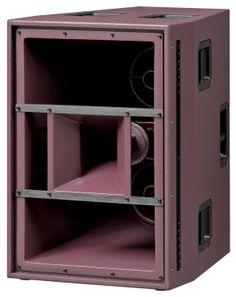 """VOID Stasys Prime 2 x 15"""" plus 1 x 1.5"""" mid-hi speaker"""